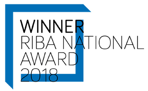 RIBA National Award 2018